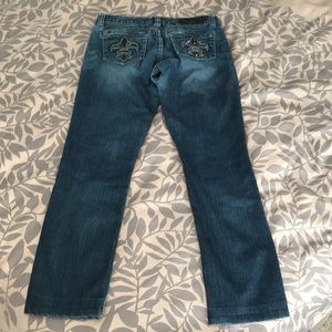 7 For All Mankind Jeans - 1 hr SALE, 7 for all Mankind - Stunning Blue Jeans